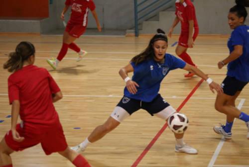 Futsal, primi gol per il Città di Falconara. La preparazione prosegue nel triangolare con Francavilla e Lazio