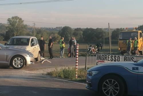 Senigallia, incidente mortale lungo la provinciale Corinaldese