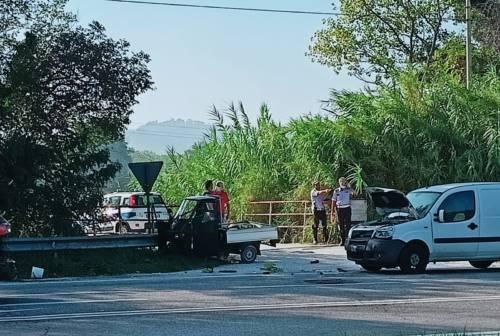 Incidente a Borgo Bicchia di Senigallia, anziano soccorso in eliambulanza
