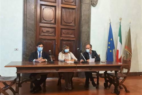 Marche e Umbria: incontro Acquaroli-Tesei su infrastrutture e rilancio. C'è fronte comune fra Regioni per colmare i gap