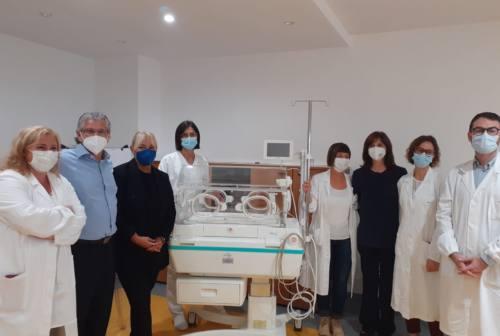 Jesi, il dono di Ylenia per l'ospedale Carlo Urbani
