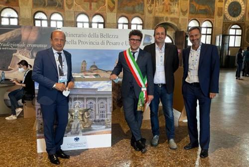 L'itinerario della Bellezza di Confcommercio Pesaro presentato ai tour operator esteri