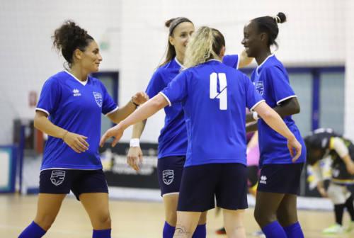 Futsal femminile, il Città di Falconara vince il triangolare contro Francavilla e Lazio