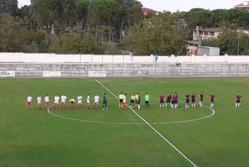 Calcio, Jesina e Biagio Nazzaro: pari di Coppa Italia in bianco
