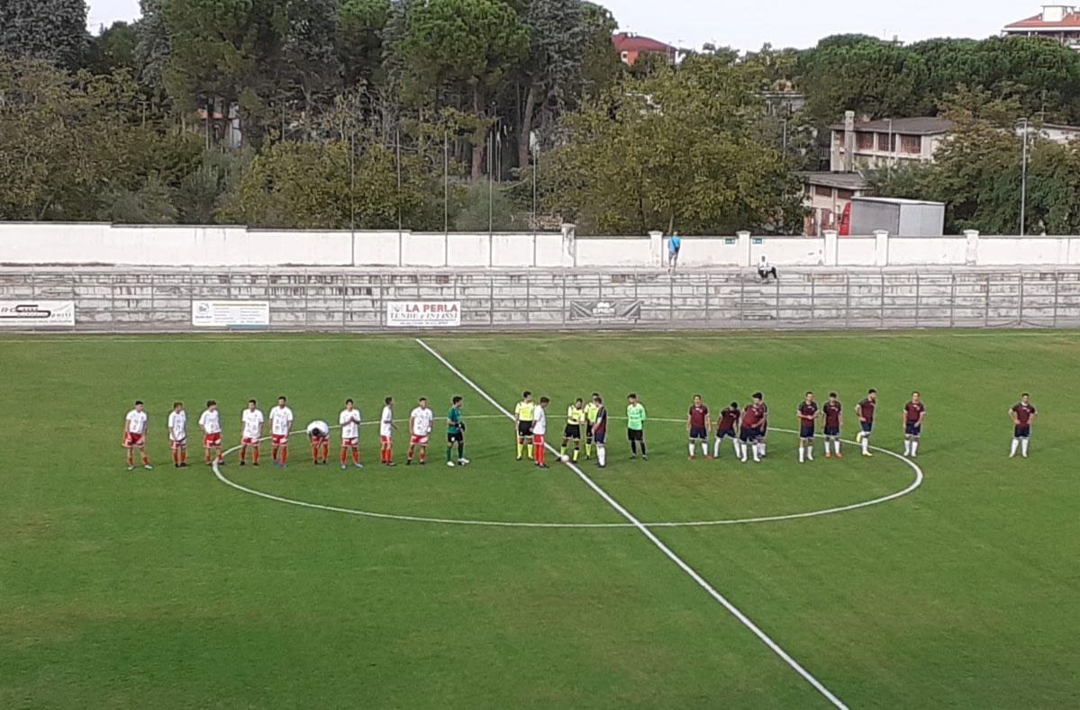 Jesina - Biagio Nazzaro, Coppa Italia