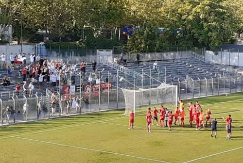 La Jesina parte bene, Strappini: «É così che vogliamo giocare e festeggiare, grazie ai tifosi»