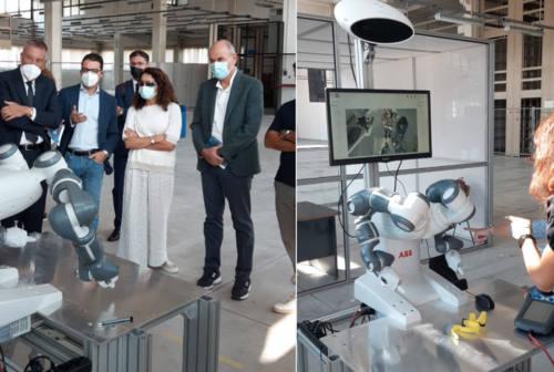 A Jesi il laboratorio i-LABS Industry, punto di riferimento per l'innovazione tecnologica
