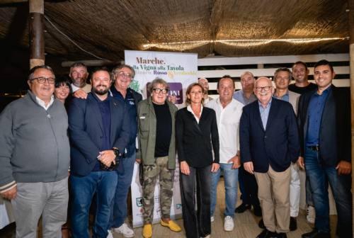 """Dal ristorante La Tartana, via al progetto """"Marche dalla Vigna alla Tavola"""""""