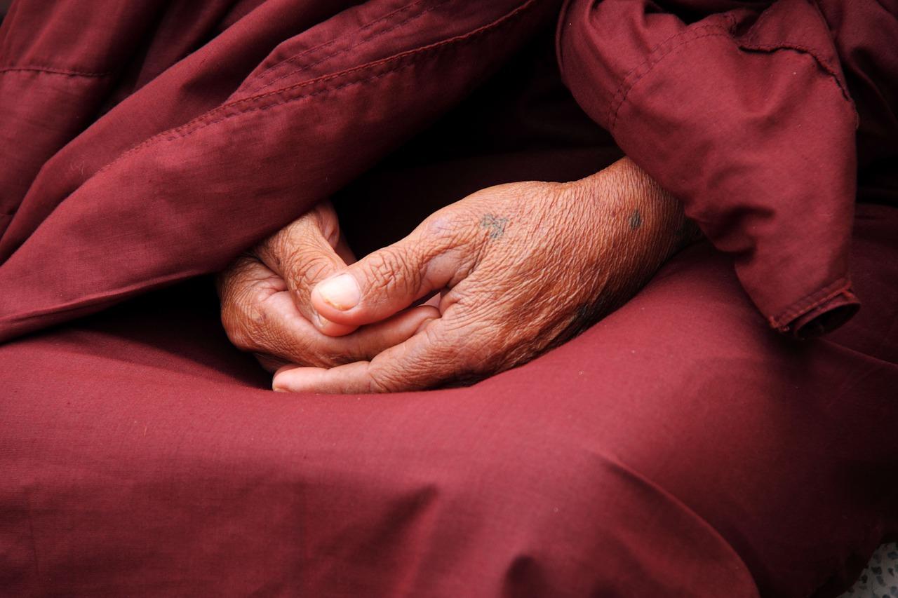monaci, zen, meditazione, monachesimo