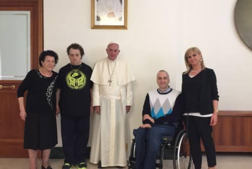 Pesaro, è morta Rosalba Ferri. Il Papa telefona al figlio: «Siete una testimonianza d'amore»