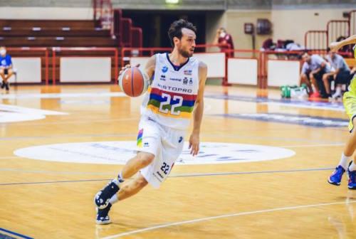 Basket, una buona Ristopro Fabriano supera Chieti in SuperCoppa