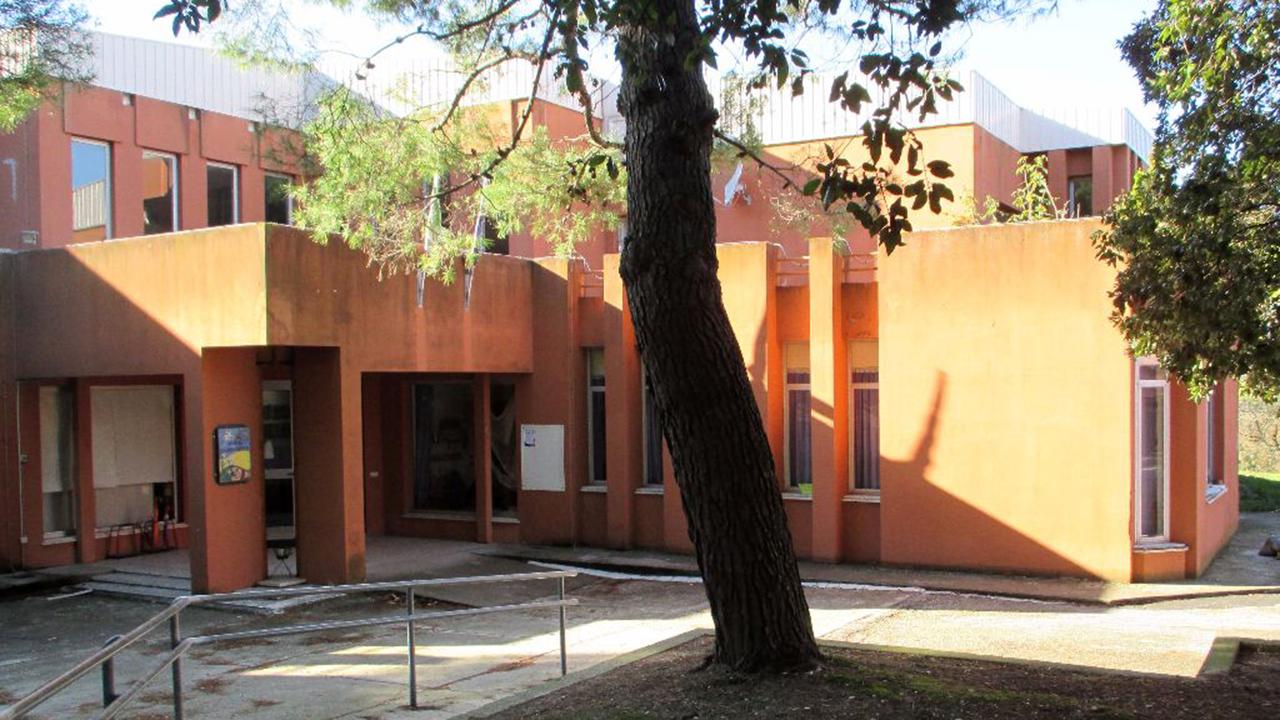 La scuola Pieroni a Montignano di Senigallia