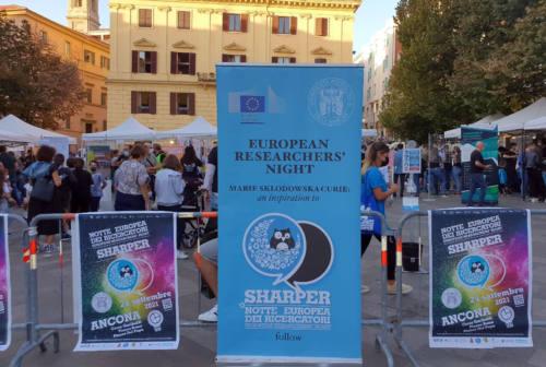 Notte Europea dei ricercatori, Ancona laboratorio a cielo aperto