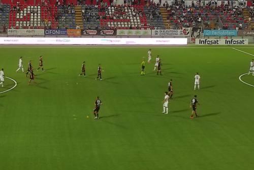 Calcio, la Vis Pesaro trionfa a Teramo
