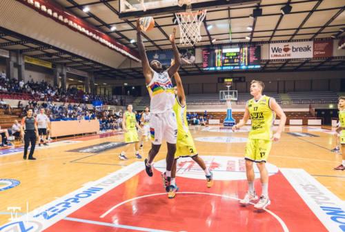 Basket: Ristopro Fabriano, doppio impegno ravvicinato in Puglia