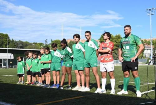 Rugby, l' Ura si presenta alla città