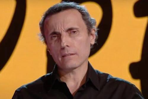 Intervista all'attore Valerio Aprea:  ad Arcevia con un reading sulla 'Gola'