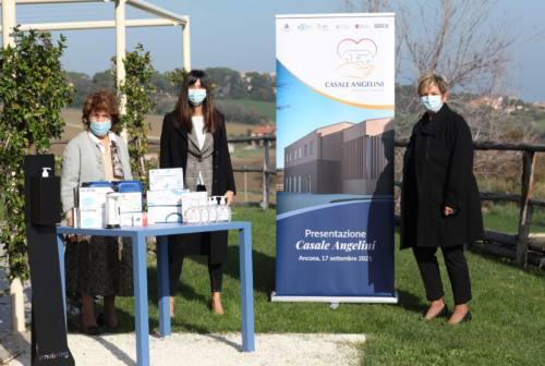 Innoliving, una donazione di dispositivi sanitari per i pazienti oncologici del Casale Angelini