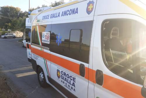 Falconara, accusa un malore in spiaggia: una 70enne a Torrette