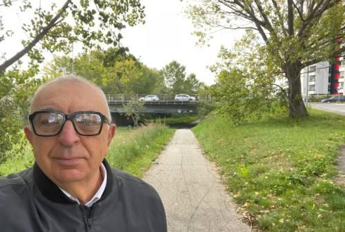 Pesaro, la ciclabile lungo il Foglia avrà un nuovo impianto di illuminazione