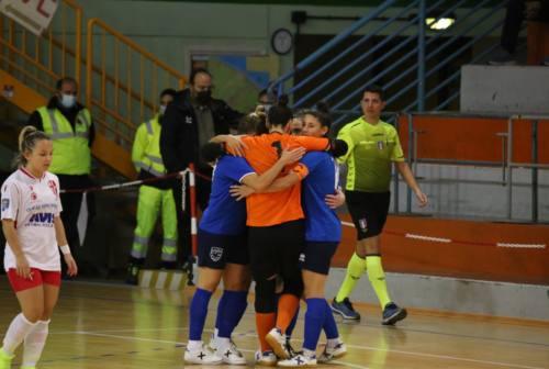 Futsal femminile, Falconara: debutto in goleada contro Padova