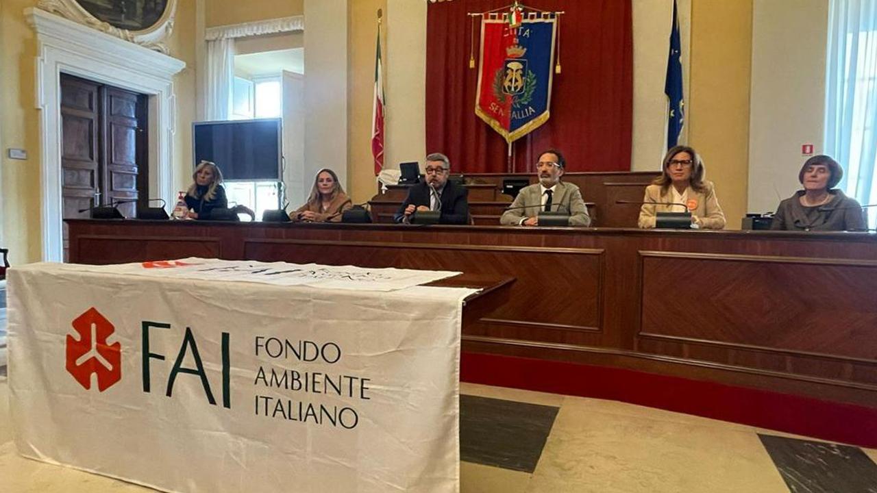 Presentate a Senigallia le iniziative per le giornate FAI d'Autunno 2021