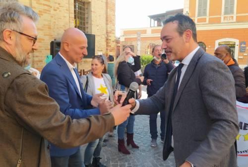 Castelfidardo, il sindaco riconfermato Roberto Ascani al lavoro per la giunta tra le polemiche