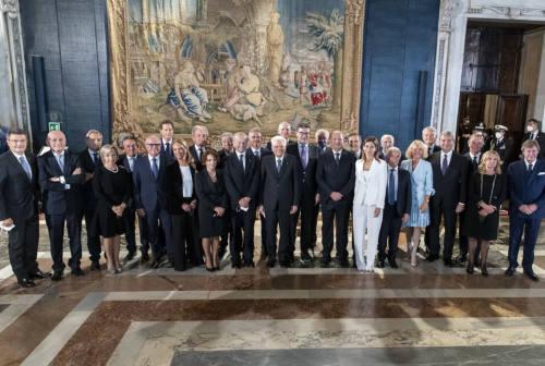 Serra San Quirico: Paola Togni nominata Cavaliere del Lavoro da Mattarella