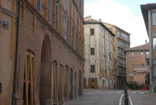 Camerino e la ricostruzione: 240 cantieri aperti, 135 edifici tornati agibili, 150 famiglie di nuovo in città