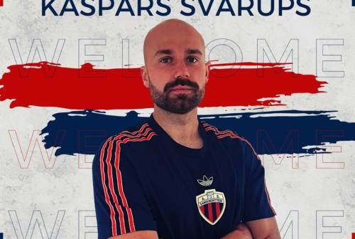 Samb, altro rinforzo in attacco: c'è il lettone Kaspars Svārups