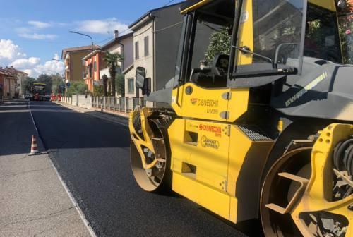 Iniziati i lavori sulla Pesaro-Urbino tra l'Obi e il cimitero degli inglesi