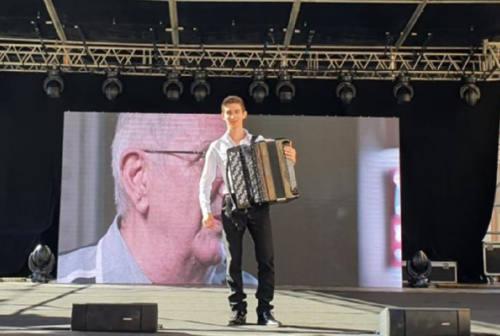 Pif di Castelfidardo, vince il giovane francese Julien Bautemps
