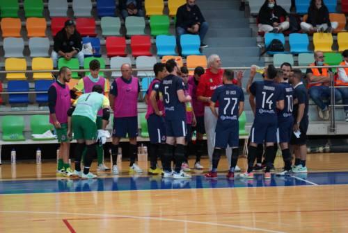 Futsal, l'Italservice Pesaro sbanca Matera: biancorossi a punteggio pieno