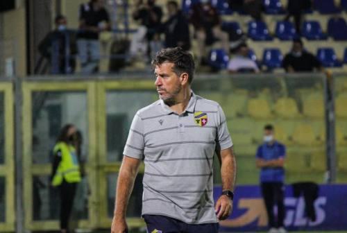 Calcio LegaPro Fermana, mister Riolfo: «Pescara impegno complicato, ma la squadra ha voglia di fare risultato»