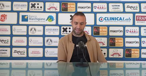 Calcio LegaPro, il bomber Ettore Marchi: «La mia Fermana davanti ad ogni obiettivo personale»