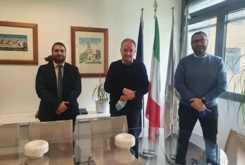 Lavori sulla Fabriano-Sassoferrato: la Cna incontra i vertici della Provincia