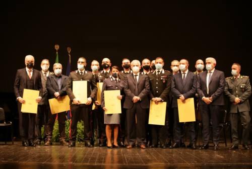 Medaglie al merito della Repubblica a 16 maceratesi: «Esempio di spirito di servizio e senso di responsabilità»