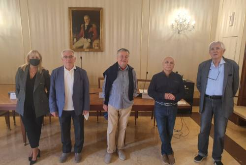 """Jesi: l'arte e la """"mano ribelle"""" di Carlo Iacomucci celebrano i 101 anni di servizio del Collegio Pergolesi"""