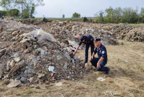 Numana, rinvenuti rifiuti illeciti: scattano due denunce