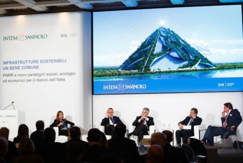 Intesa San Paolo, il rilancio dell'Italia attraverso le infrastrutture sostenibili