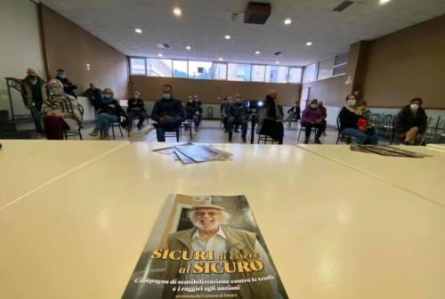 Pesaro, il cortometraggio in dialetto contro le truffe agli anziani
