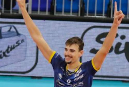 Giannelli e Ricci, i campioni del Volley in cattedra a Jesi