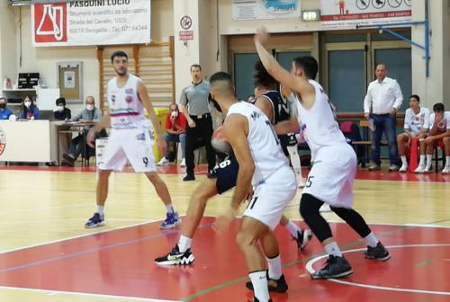 Derby e prima vittoria in campionato con Jesi per la Goldengas Senigallia