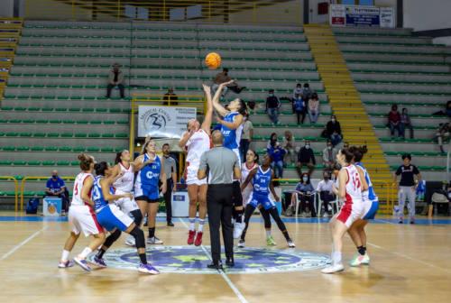 Basket, la Halley Thunder Matelica alla ricerca del primo successo