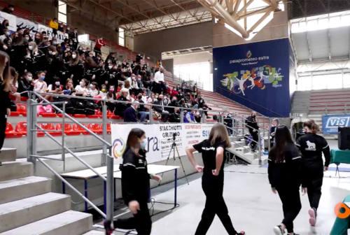 Al via la stagione dell'Ancona Team Volley, l'assessore Guidotti: «Alle ragazze auguro di seguire i propri sogni» – VIDEO