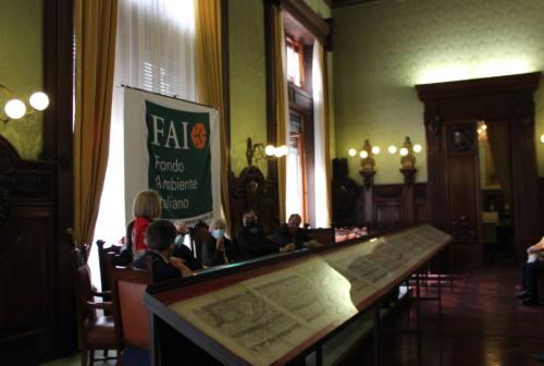 Ad Ascoli le Giornate FAI d'Autunno tra borghi, opere d'arte restaurate e antichi manuali di viaggio