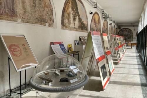 """""""Basta amianto"""": ad Ascoli una mostra didattica nei locali dell'Istituto tecnico Umberto I"""