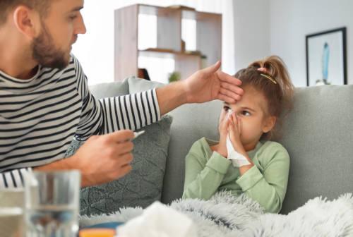 No alla Covid-fobia, il pediatra alle famiglie: «Non tutti i raffreddori derivano da questo virus, attenzione alle altre malattie»