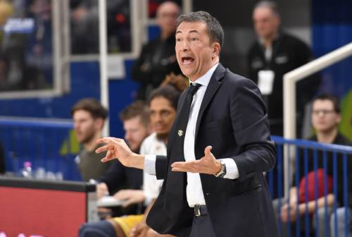 Basket serie a, sarà Luca Banchi il post Petrovic a Pesaro?