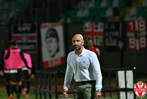Calcio Serie C, la Vis Pesaro sfida il Cesena